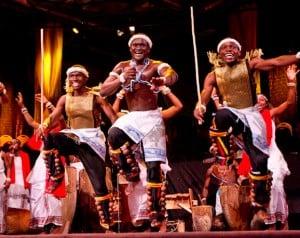 Ugandan Performers