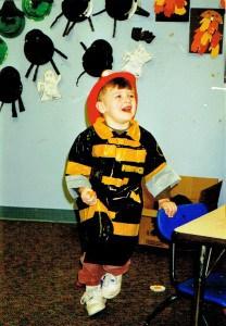 Halloween Max Fireman
