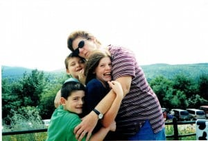 Me and the Kids 2001