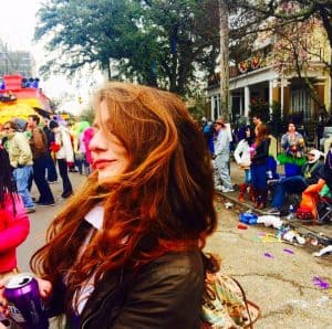 Molly in New Orleans