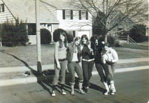 Teenagers at Garoppos